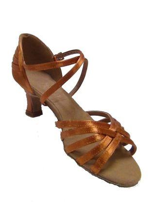 Latin Dance Shoe - Jenny