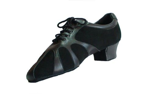 Men Latin dance shoe cristiano