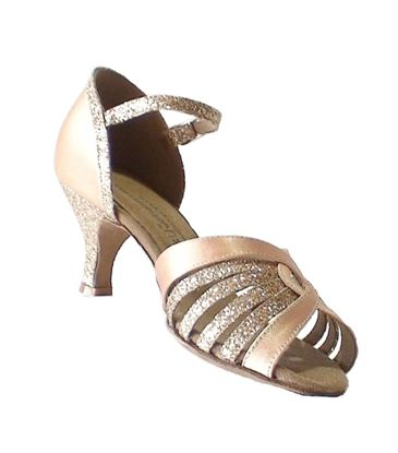 Latin Dance Shoe - Esmeralda