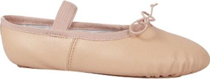 Child Pink Leather Shoe