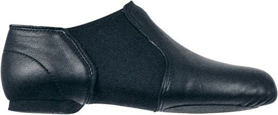 Child black jazz boot