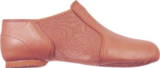 Ladies Suntan Jazz Boot
