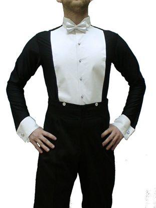 Stretch Ballroom Shirt