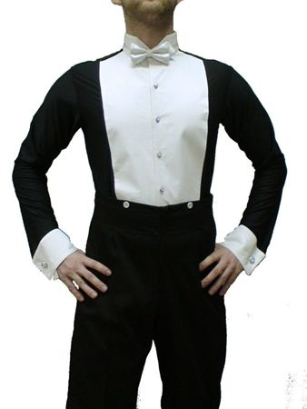 Picture for category Ballroom Dance Shirts