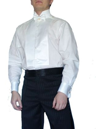 Tailored Ballroom Shirt