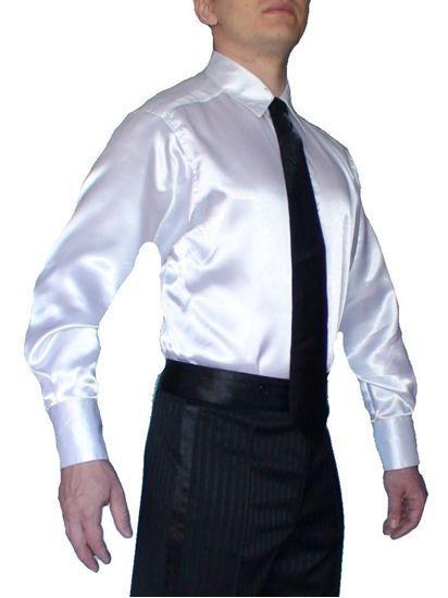 Satin Ballroom Shirt