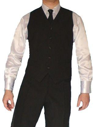 Short Ballroom Vest