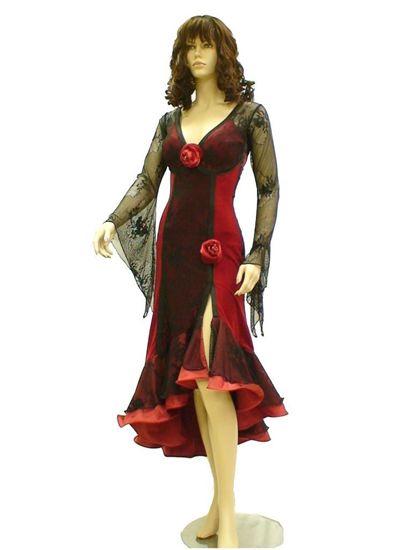 Two to Tango Ballroom Gown