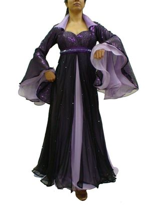 Picture of Sugar Plum Princess Ballroom Gown