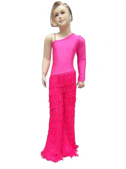 Picture of Girl Fringe Pant Costume
