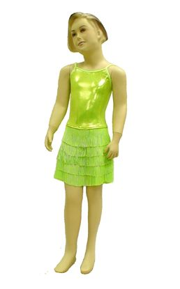 Picture of Girl Shiny Fringe Dress