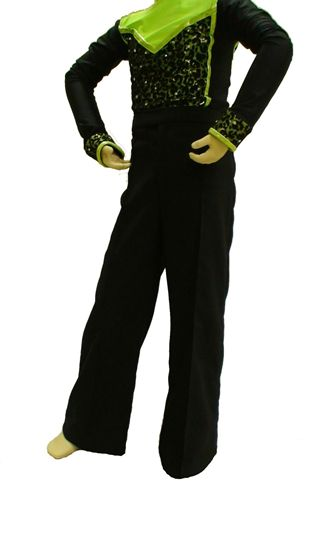 Imagen de Boys Latin Dance Pants