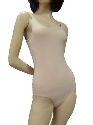 Picture of Adult Nude Camisole Leotard