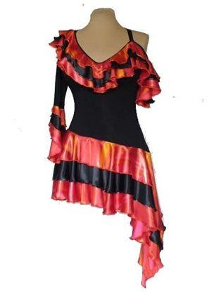 Imagen de Seniorita Sexy Latin Dress