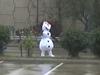 Olaf Mascot Costume