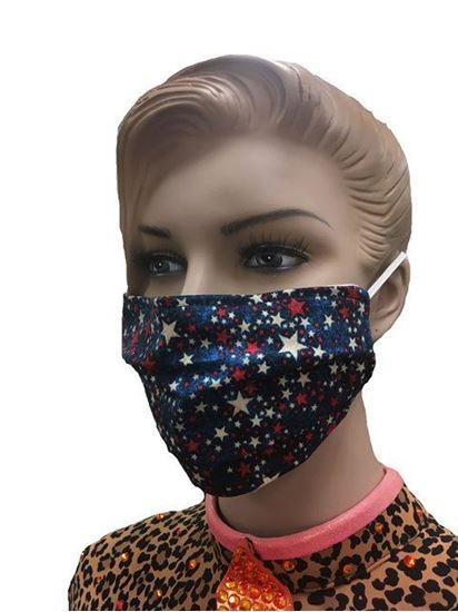 oronavirus Fashion Face Mask (3-layer) -Starry Night