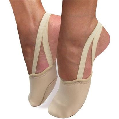 Adult Lycra Half Ballet Dance Shoe Houston and Sugar Land
