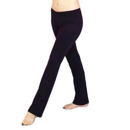 Adult Microfiber V-front Jazz Pants