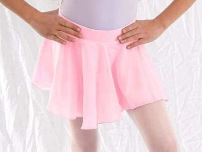 Girl Pink Ballet Dance Skirt in Houston and Sugar Land