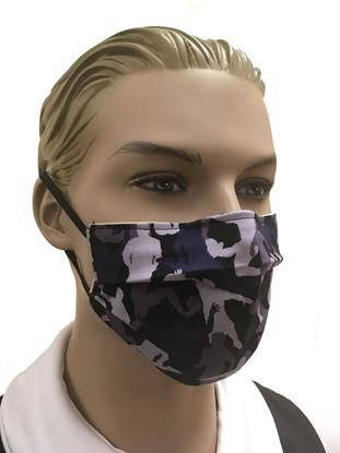COVID-19 Coronavirus Fashion Face Mask Sports Camouflage