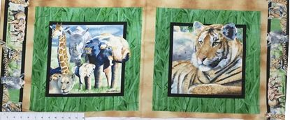 African Safari (100% Cotton Fabric)
