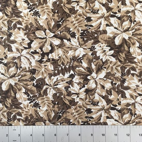 Autumn Leaves (100% Cotton Fabric)