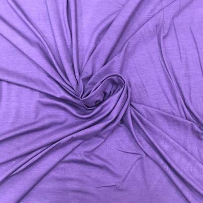 Purple Rain (Stretch Cotton Knits Fabric) in Houston