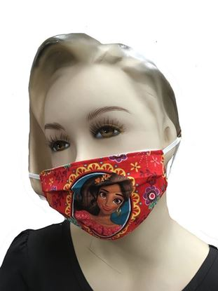 Buy  Elena Movie Theme COVID-19 Child coronavirus Fashion Face Mask (3-layer) in Houston and Sugar Land