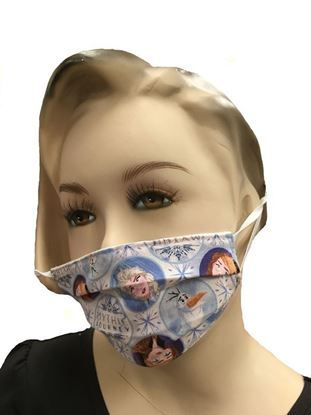 Buy Frozen COVID-19 Child coronavirus Fashion Face Mask (3-layer) in Houston and Sugar Land
