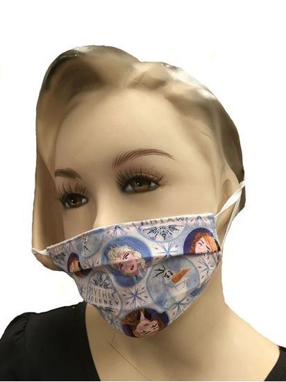 Buy Frozen COVID-19 Child coronavirus Fashion Face Mask (3-layer) in Houston and Sugar Land